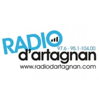 Logo de la radio Radio d'Artagnan