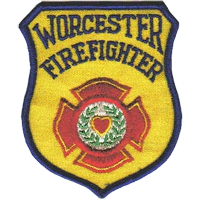 Logo of radio station Worcester Fire Department
