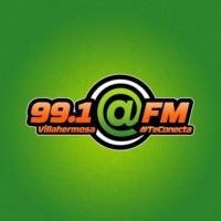 Logo of radio station XHEPR @FM 99.1