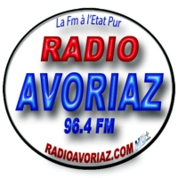 Logo of radio station Radio Avoriaz