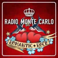 Logo de la radio RMC Romantic Rock