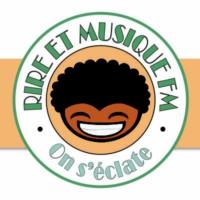 Logo of radio station Rire et Musiques fm