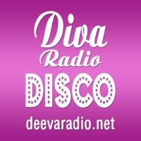 Logo of radio station Diva Radio DISCO