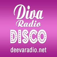 Logo de la radio Diva Radio DISCO