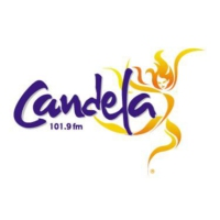 Logo of radio station Candela Estereo