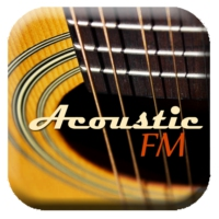 Logo of radio station Acoustic FM