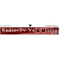 Logo of radio station Radio-TV Val d'Isère 96.1
