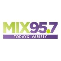 Logo of radio station WLHT Mix 95.7FM
