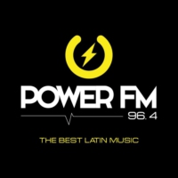 Logo of radio station Power FM Valladolid