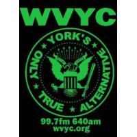 Logo of radio station WVYC 99.7
