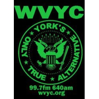 Logo of radio station WVYC 99.7