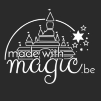 Logo of radio station MadeWithMagic Radio - Disney Radio