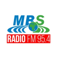 Logo of radio station MBS Radio