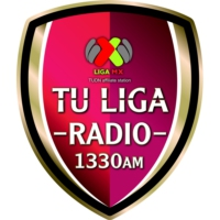 Logo of radio station KWKW Tu Liga Radio ESPN 1330 AM