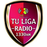 Logo de la radio KWKW Tu Liga Radio ESPN 1330 AM