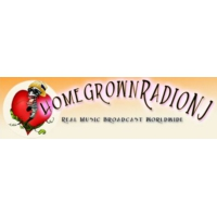 Logo of radio station Home Grown Radio NJ
