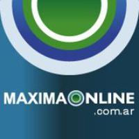 Logo de la radio Maxima 94.6 FM