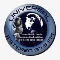 Logo of radio station Unibersal 87.9