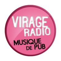 Logo of radio station Virage Radio Musique de Pub