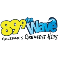 Logo of radio station CHNS-FM 89.9 The Wave