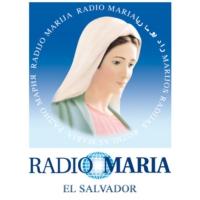 Logo de la radio Radio Maria El Salvador
