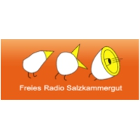 Logo of radio station Freies Radio Salzkammergut