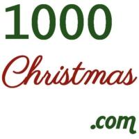 Logo de la radio 1000 Christmas