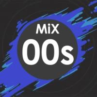 Logo of radio station 00s MiX