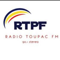 Logo of radio station Tupacfm