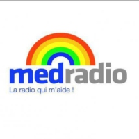 Logo of radio station Med Radio