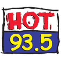 Logo of radio station WWKL Hot 93.5