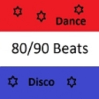 Logo of radio station 80/90 Beats