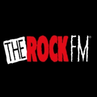 Logo of radio station The Rock FM