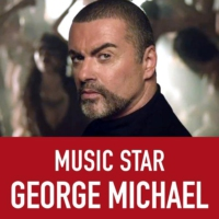 Logo of radio station Music Star George Michael