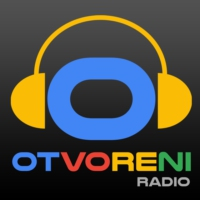Logo of radio station OTVORENI RADIO