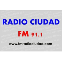 Logo of radio station Radio Ciudad FM 91.1