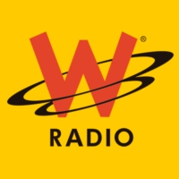 Logo of radio station La W Radio