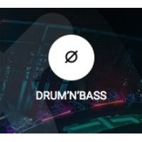 Logo of radio station Parazhit Drum'N'Bass