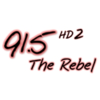 Logo of radio station KUNV HD2 The Rebel