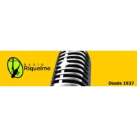 Logo of radio station Radio Riquelme Chile