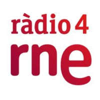 Logo of radio station RNE Radio 4