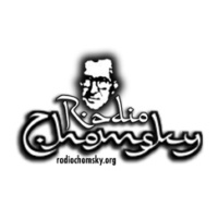 Logo of radio station Radio Chomsky