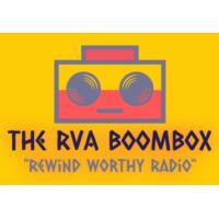 Logo de la radio The RVA Boombox