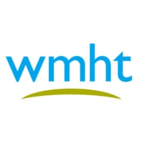 Logo of radio station WMHT