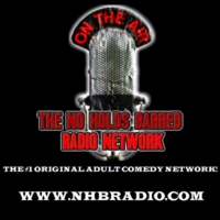 Logo of radio station No Holds Barred Radio