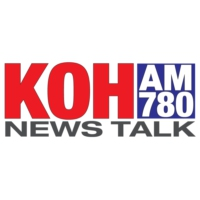 Logo de la radio KKOH News Talk 780 KOH