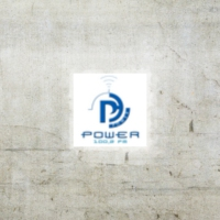Logo of radio station Power FM 100.2 Volos