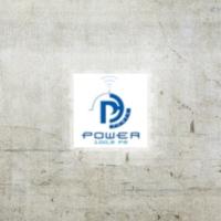 Logo de la radio Power FM 100.2 Volos