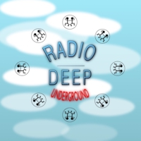Logo of radio station Radio Deep Underground