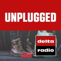 Logo of radio station delta radio UNPLUGGED